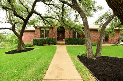 Travis County Single Family Home For Sale: 707 Show Low Ct