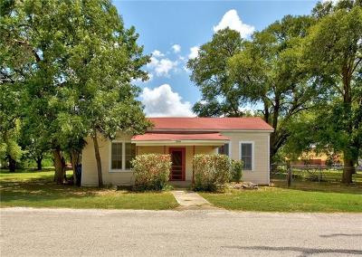 Uhland Single Family Home For Sale: 3993 Cotton Gin Rd
