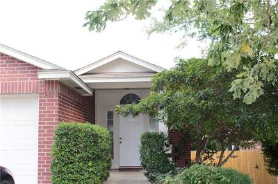 Single Family Home For Sale: 2007 Marcus Abrams Blvd