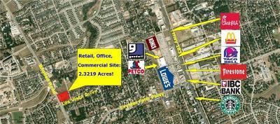 Leander Residential Lots & Land For Sale: 1009 Los Vista Dr