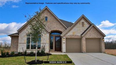 Manor Single Family Home For Sale: 16513 Christina Garza Dr