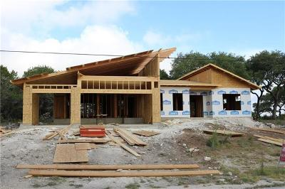 Lago Vista Single Family Home For Sale: 7605 White Oak Dr