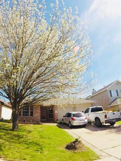 Round Rock Single Family Home Pending - Taking Backups: 1770 Windy Park Cir