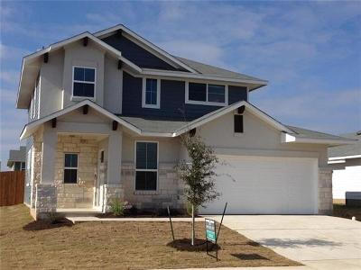 Elgin Single Family Home For Sale: 110 Four Star Drive