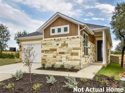 Cedar Park Single Family Home For Sale: 13701 Ronald Reagan Blvd #95