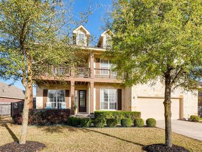 Austin Single Family Home For Sale: 252 Wild Rose Dr