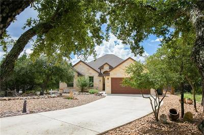 Wimberley Single Family Home Pending - Taking Backups: 5 Crooked Arrow St