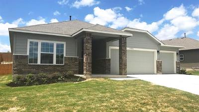 Pflugerville Single Family Home For Sale: 1516 Maier Dr