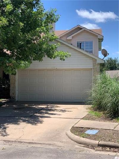 Pflugerville Single Family Home For Sale: 1713 Royal Ascot Dr