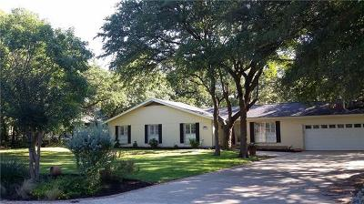Travis County, Williamson County Single Family Home For Sale: 8203 Cliffview Dr