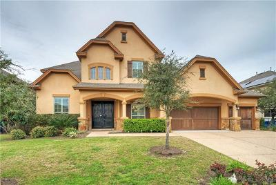 Travis County Single Family Home Pending - Taking Backups: 1805 Heliotrope Ct
