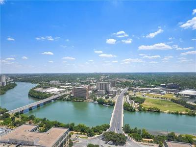 Austin Condo/Townhouse For Sale: 210 Lavaca St S #3205