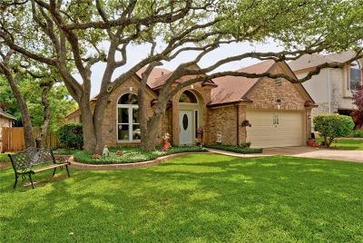 Hays County, Travis County, Williamson County Single Family Home Pending - Taking Backups: 9319 Lightwood Loop
