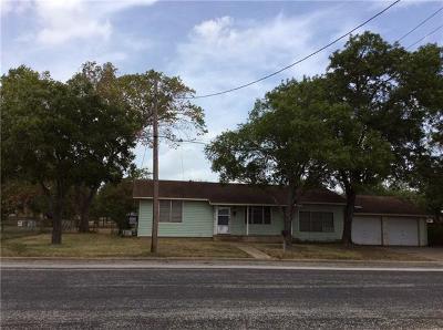 Giddings Single Family Home Pending - Taking Backups: 347 N Joekel Ave