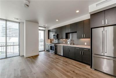 Austin Condo/Townhouse For Sale: 222 West Ave #1205
