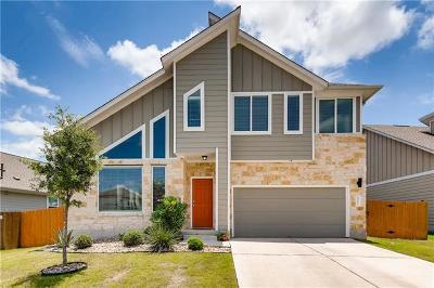 Austin Single Family Home For Sale: 5217 Bonneville Bnd