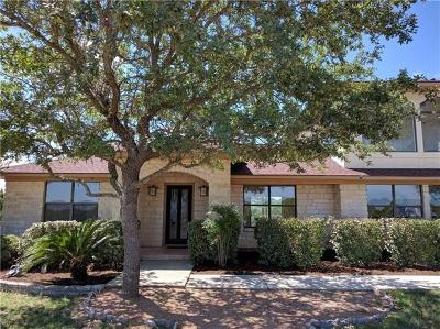 Wimberley TX Single Family Home Pending - Taking Backups: $485,000