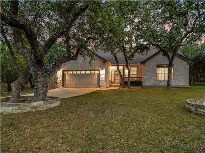 Wimberley TX Single Family Home For Sale: $259,900
