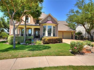 Cedar Park Single Family Home Pending - Taking Backups: 2204 Aldworth Dr