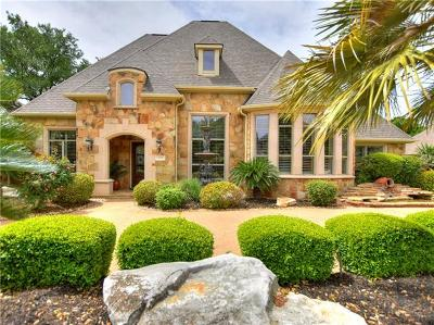 Round Rock Single Family Home Pending - Taking Backups: 3032 Las Colinas Way