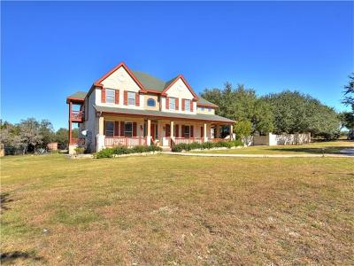 Liberty Hill Farm For Sale: 810 Cole Drive