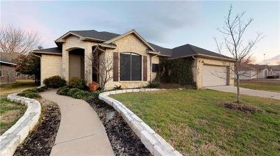 Burnet County Single Family Home For Sale: 137 Turkey Run