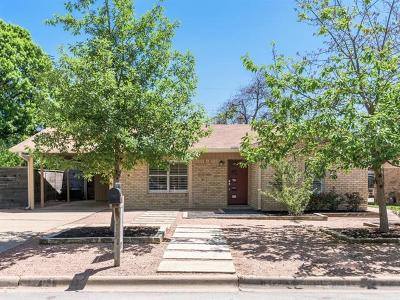 Austin TX Single Family Home Pending - Taking Backups: $394,000