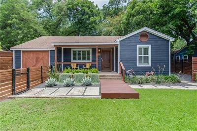 Travis County Single Family Home For Sale: 1204 Fernwood Rd