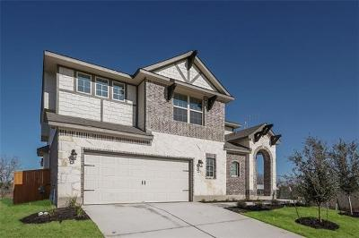 Kyle  Single Family Home For Sale: 416 Nautical Loop
