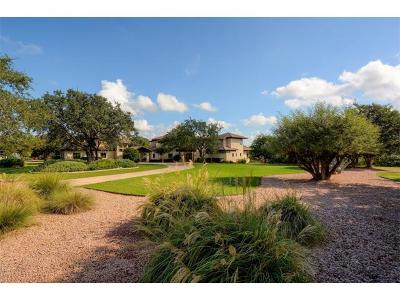 Spicewood Single Family Home For Sale: 2305 Golf Links Ct