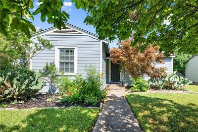 Austin Single Family Home Pending - Taking Backups: 5508 Avenue F