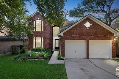 Hays County, Travis County, Williamson County Single Family Home For Sale: 6033 Mordred Ln