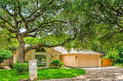 Austin Single Family Home Pending - Taking Backups: 5901 Cartwright Cv
