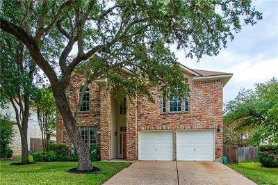 Austin Single Family Home Pending - Taking Backups: 5020 Tiger Lily Way
