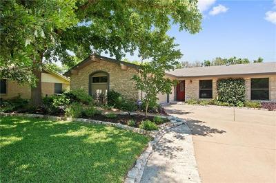 Travis County Single Family Home For Sale: 8717 Primrose Ln