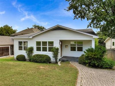 Austin Single Family Home For Sale: 2415 McCall Rd