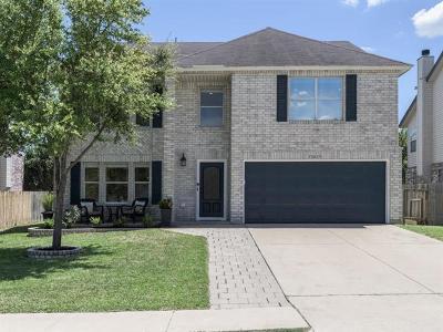 Pflugerville Single Family Home For Sale: 18013 Gantry Dr
