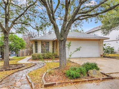 Hays County, Travis County, Williamson County Single Family Home Pending - Taking Backups: 9273 Vigen Cir