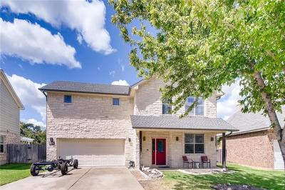 Leander Single Family Home For Sale: 15331 English River Loop