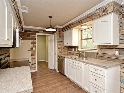 Kyle Single Family Home For Sale: 110 Old Settler Rd