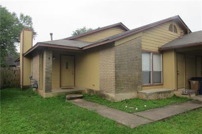 Austin Multi Family Home Pending - Taking Backups: 3617 Leafield Dr