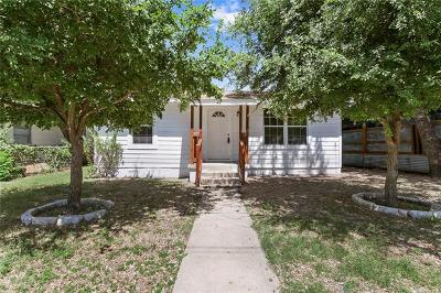 Austin Single Family Home For Sale: 1120 Omega St
