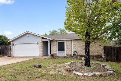 Cedar Park Single Family Home For Sale: 404 S Mount Rushmore Dr