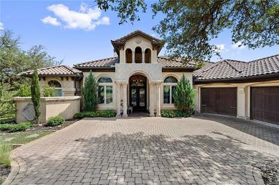 Austin Single Family Home For Sale: 18109 Flagler Dr