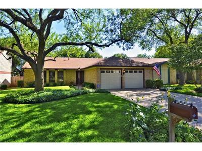 Austin Single Family Home Pending - Taking Backups: 4309 Zuni Dr