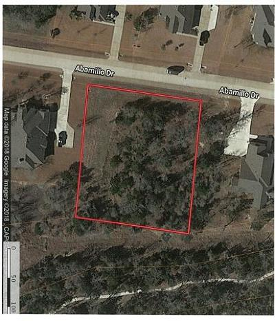 Bastrop County Residential Lots & Land Pending - Taking Backups: 117 Abamillo Dr