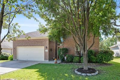 Leander Single Family Home For Sale: 1008 Rutherford Dr