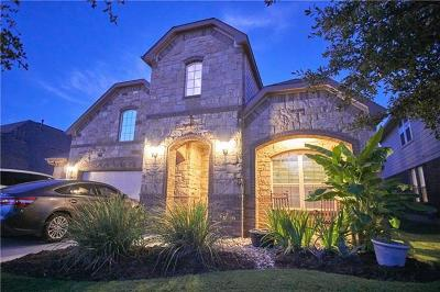 Pflugerville Single Family Home For Sale: 18913 Still Pond Rd