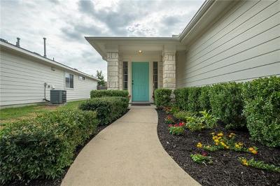 Austin Single Family Home For Sale: 8513 Shallot Way