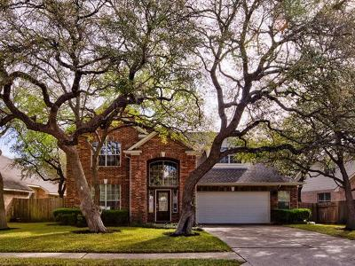 Cedar Park Single Family Home For Sale: 1404 Hunter Ace Way